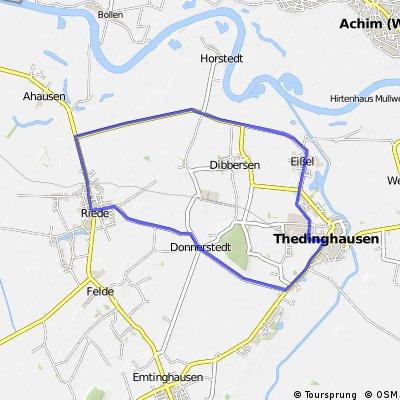 16 km Thedinghausen