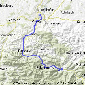 Enns - Duna - 2009 - 4.deň