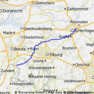 Reisje België 2014 - 5e