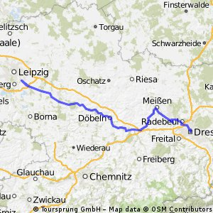 Leipzig-Dresden