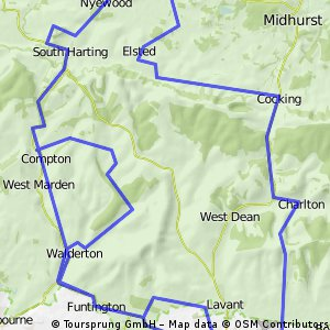 Harting Route