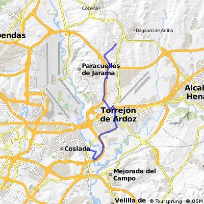 San Fernando - Torrejón - Ajalvir