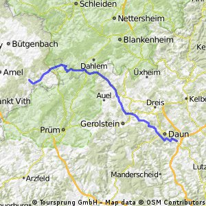 Site2Site Run 4: Gillenfeld > Medendorf-Bullingen