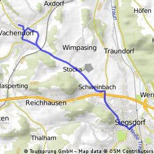 Siegsdorf kurz