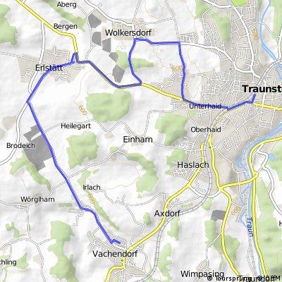 Ts Bahnhof - Vachendorf