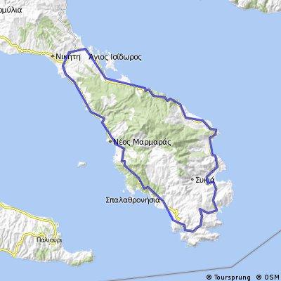 Tour de Sitonia