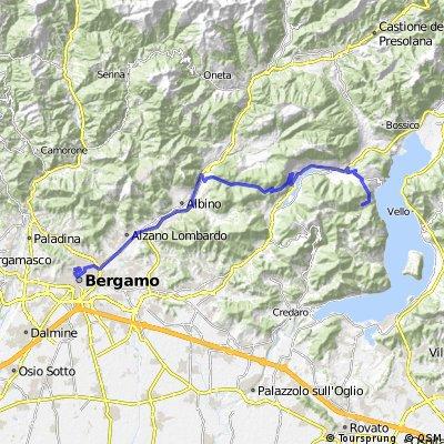 Bergamo-Fonteno
