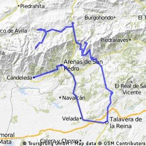 Candeleda-Plataforma