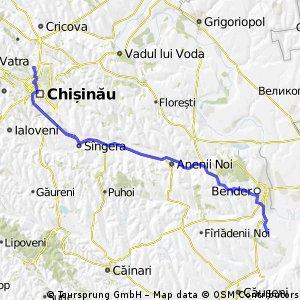 Chisinau - Hadjimus
