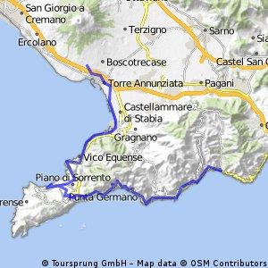 Juni 14 IT 12 Trecase- Salerno
