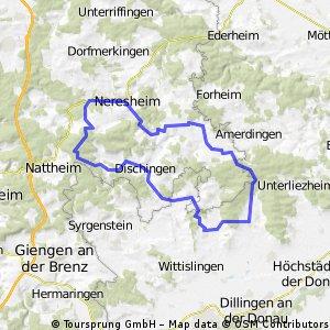 Dischingen - Finningen