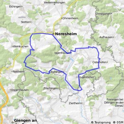 Dischingen-Neresheim-Eglingen