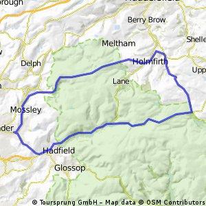 MJFC 65km Ride
