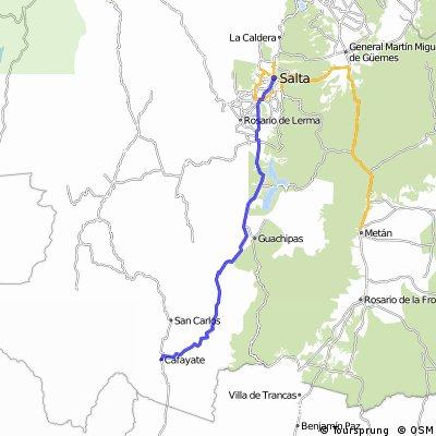 Cafayate - Salta Ruta 68