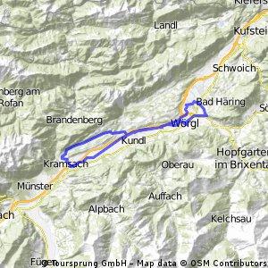 Wörgl-Kramsach-Seen-Kundl-Kirchbichl-ret.