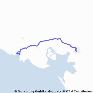 4. Douala - Limbe (4 giri circuito final)