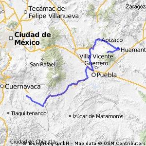 3.Cuautla - La Malinche