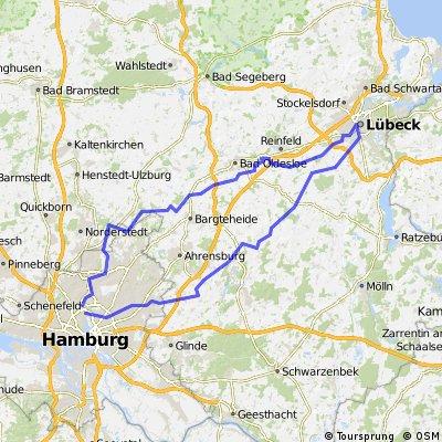 Hamburg-Lübeck-Hamburg