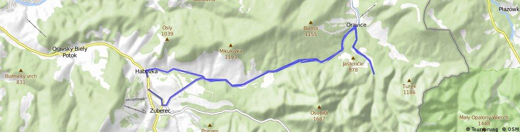 Habovka - Bobrovecká dolina
