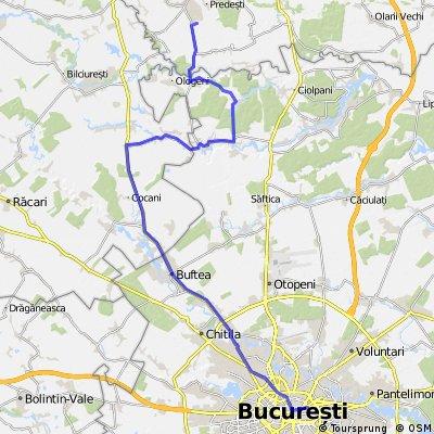 București - Șirna