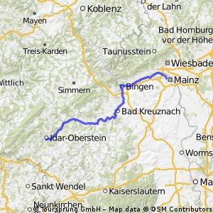 20140524 Idar-Oberstein - Mainz