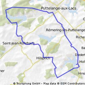 Puttelange-aux-Lacs