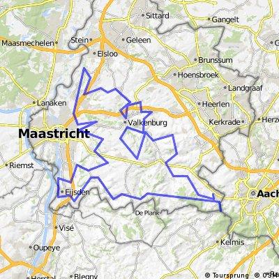 Mergelandroute HFC Zoetermeer