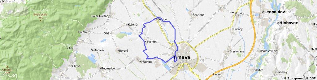 TT-Zvoncin-Sucha-Selpice-Bohdanovce-TT