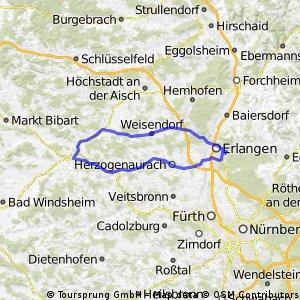 Erlangen Neustadt