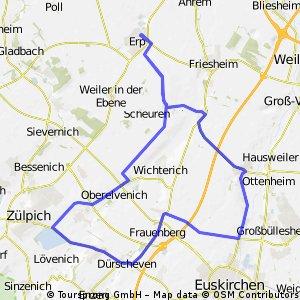 Erp-Lommersum-Kessenich-Dürscheven-Nemmenich-Erp