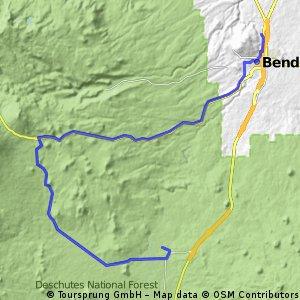 Jim's alternate Bend-Sunriver