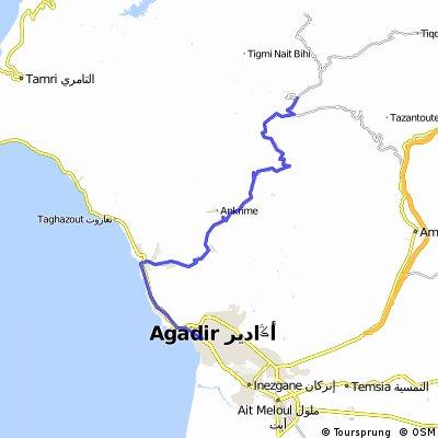Agadir-Imouzzer