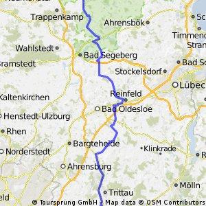 Dassendorf - Acheberg (Plöner See)