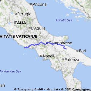 35  Canosa di Puglia   Sabaudia