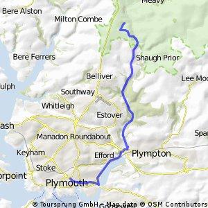 Uni to Dartmoor