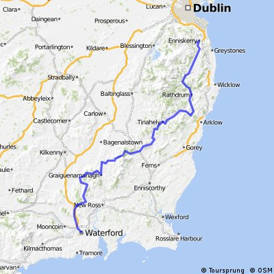 Tour Of Ireland - Stage 1