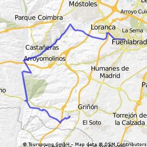Fuenlabrada-Arroyo-Serra