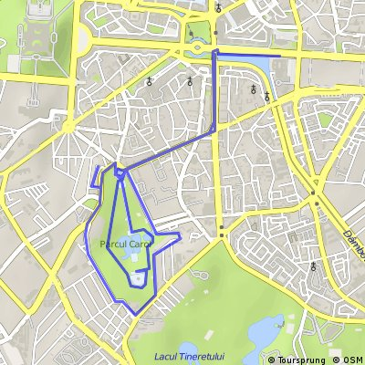 Cu bicicleta prin Bucuresti - traseul 13: Unirii - Parcul Carol - Filaret - Palatul Suter - Strada Xenofon
