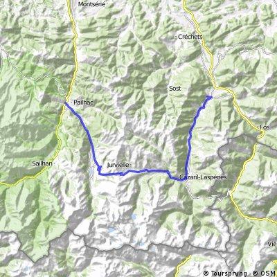 La Route des Cols - Etapa 5 - Arreau - Cierp-Gaud