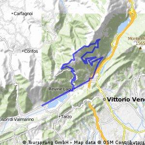 Forcalla Zoppei / Col Visentin