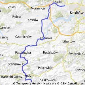 Bronowice - Lanckorona