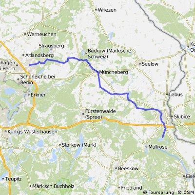 Fredersdorf-Helenesee