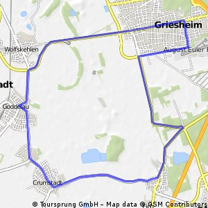Runde Eschollbrücken-Riedstadt