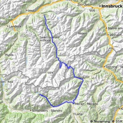 Südtirol 09 - Etappe 1