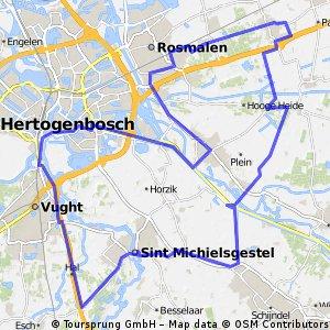 Gestel Vught Den Bosch Berlicum