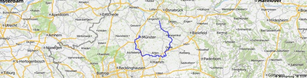 RennFietsen Tour 2011 - 4. Etappe