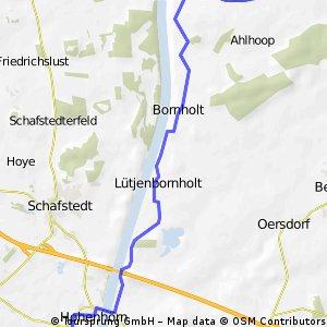Beldorf-Hohenhörn 12km