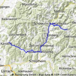 Kandern-Hochkopf