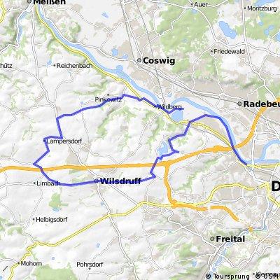 Bootshaus Cotta - Wilsdruff - Stauseebad Cossebaude