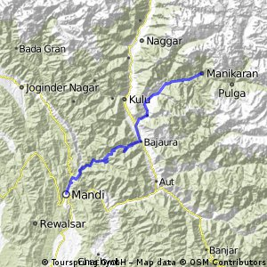 Manikaran Grand Descent